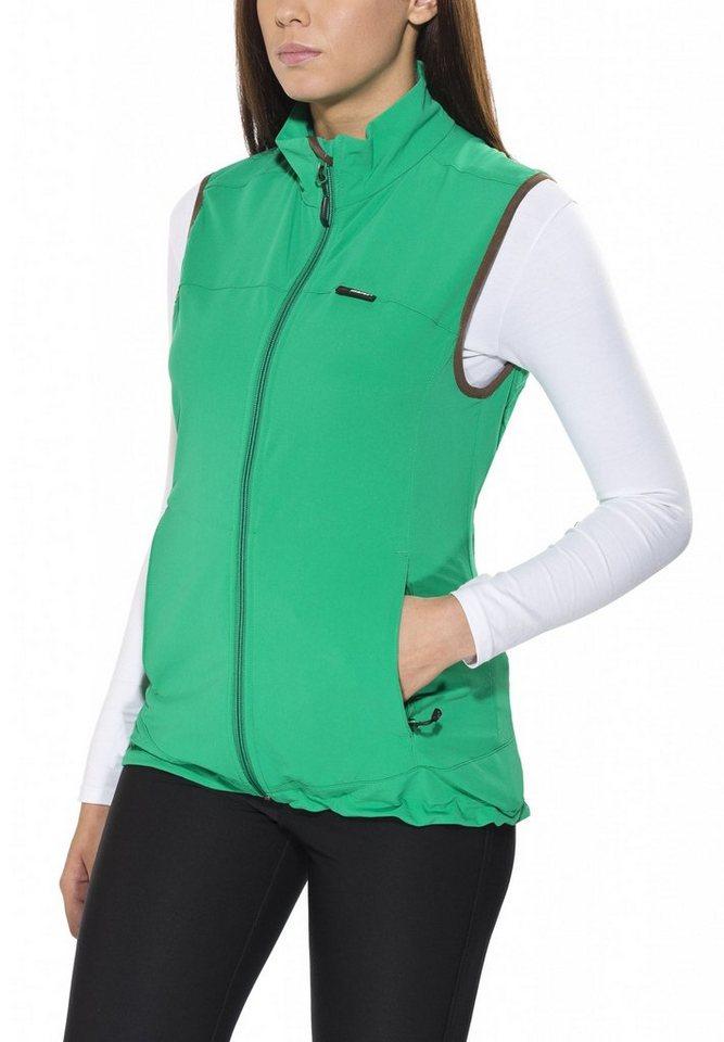 Maier Sports Weste »Rosalia Women« in grün