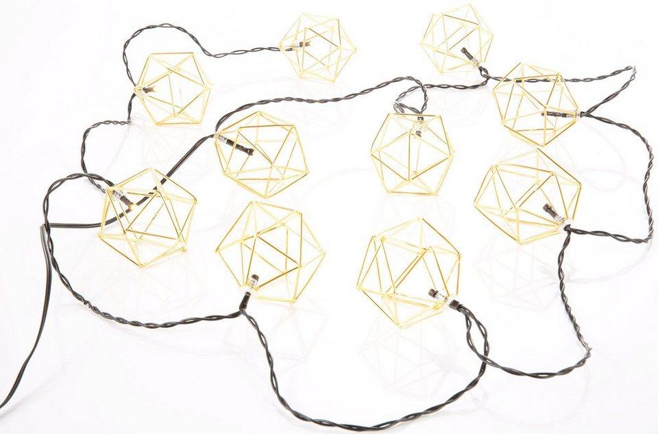 Led lichterkette 10 teilig online kaufen otto - Lichterkette am fenster aufhangen ...