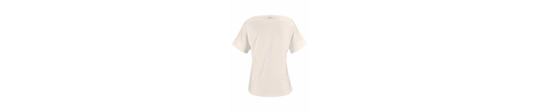 Outlet Online Bestellen Spielraum Spielraum Store LASCANA Kurzarmshirt mit Schriftzug Empfehlen Verkauf Online Günstig Kaufen Sehr Billig Perfekte Online-Verkauf w42NSke9V