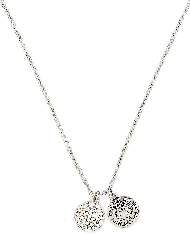 Chrysalis Kette mit Anhänger »GOOD FORTUNE - Diamant, CRNT0104SP«, mit Swarovski-Kristallen