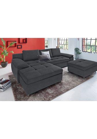 ; Kampinė sofa