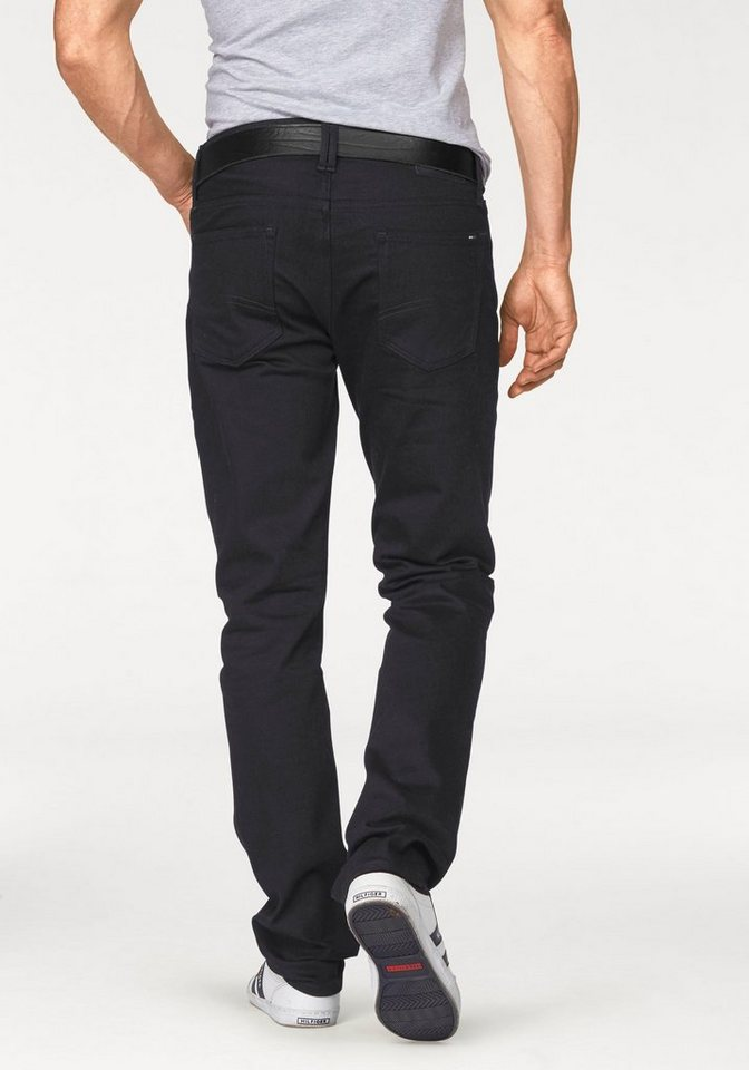 Hilfiger Denim Slim-fit-Jeans »Original Straight Ryan« in black-comfort