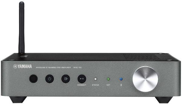 Yamaha WX-C50 Audio-Receiver (Spotify Connect, Airplay, WLAN, Bluetooth)