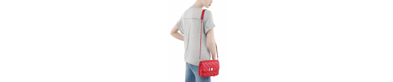 Melrose Umhängetasche, Crossbody Bag mit Ziersteppung