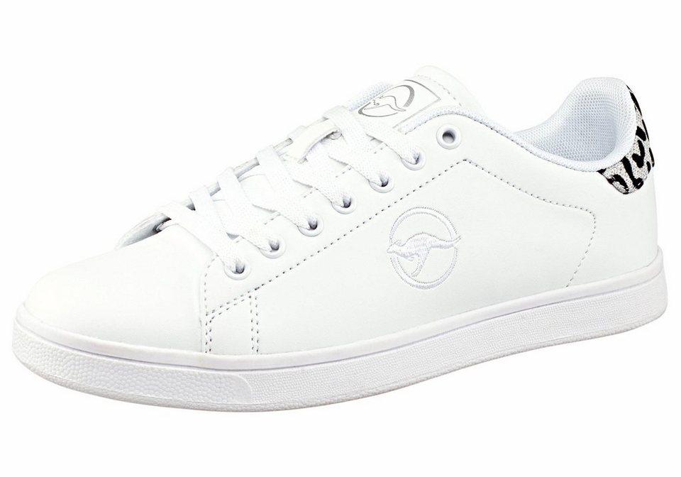 KangaROOS K-Classic Sneaker in Weiß