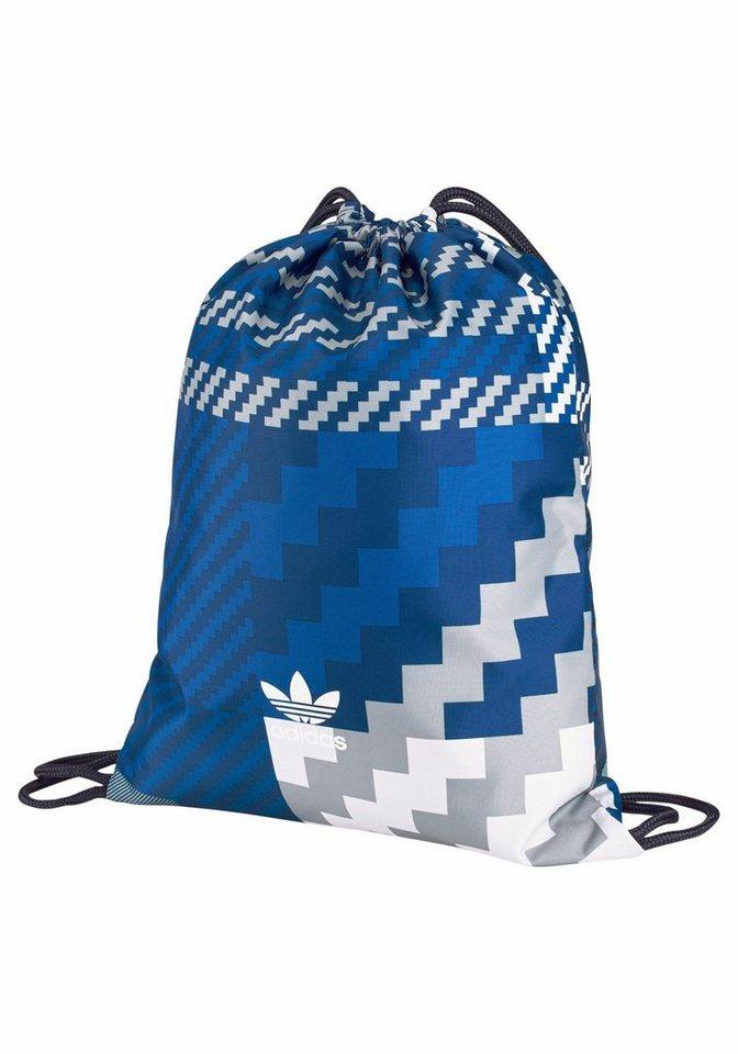adidas Originals Turnbeutel in blau