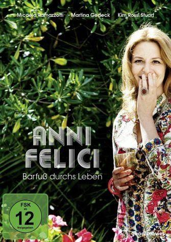 DVD »Anni felici - Barfuß durchs Leben«