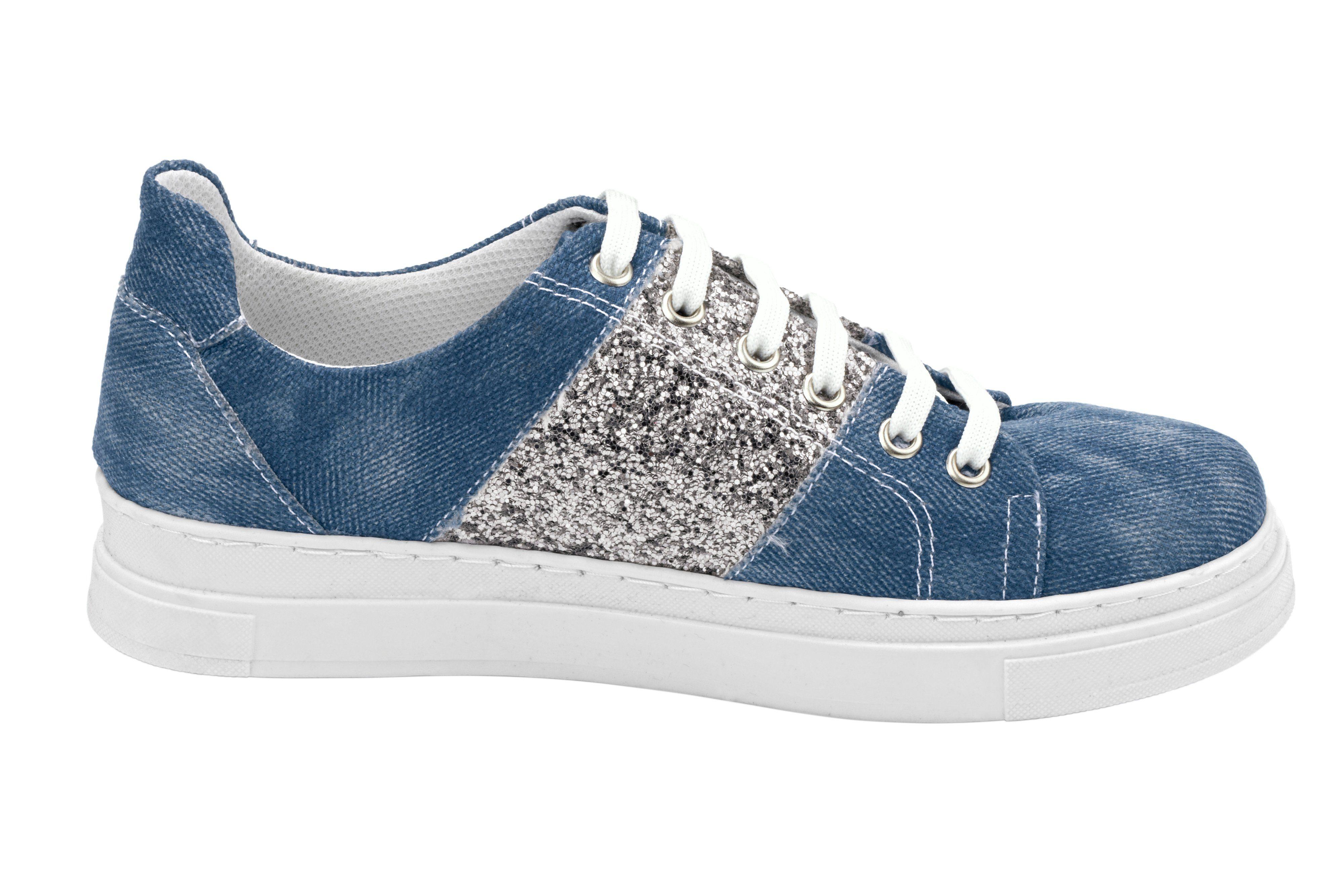 Sneaker Mit Andrea Conti Glitzereinsatz Kaufen I7gY6fybvm