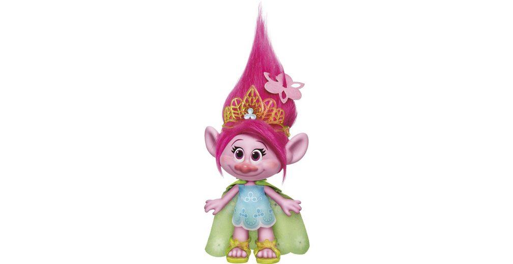 Hasbro Spielfigur, »Poppy mit Trolls-Zubehör«