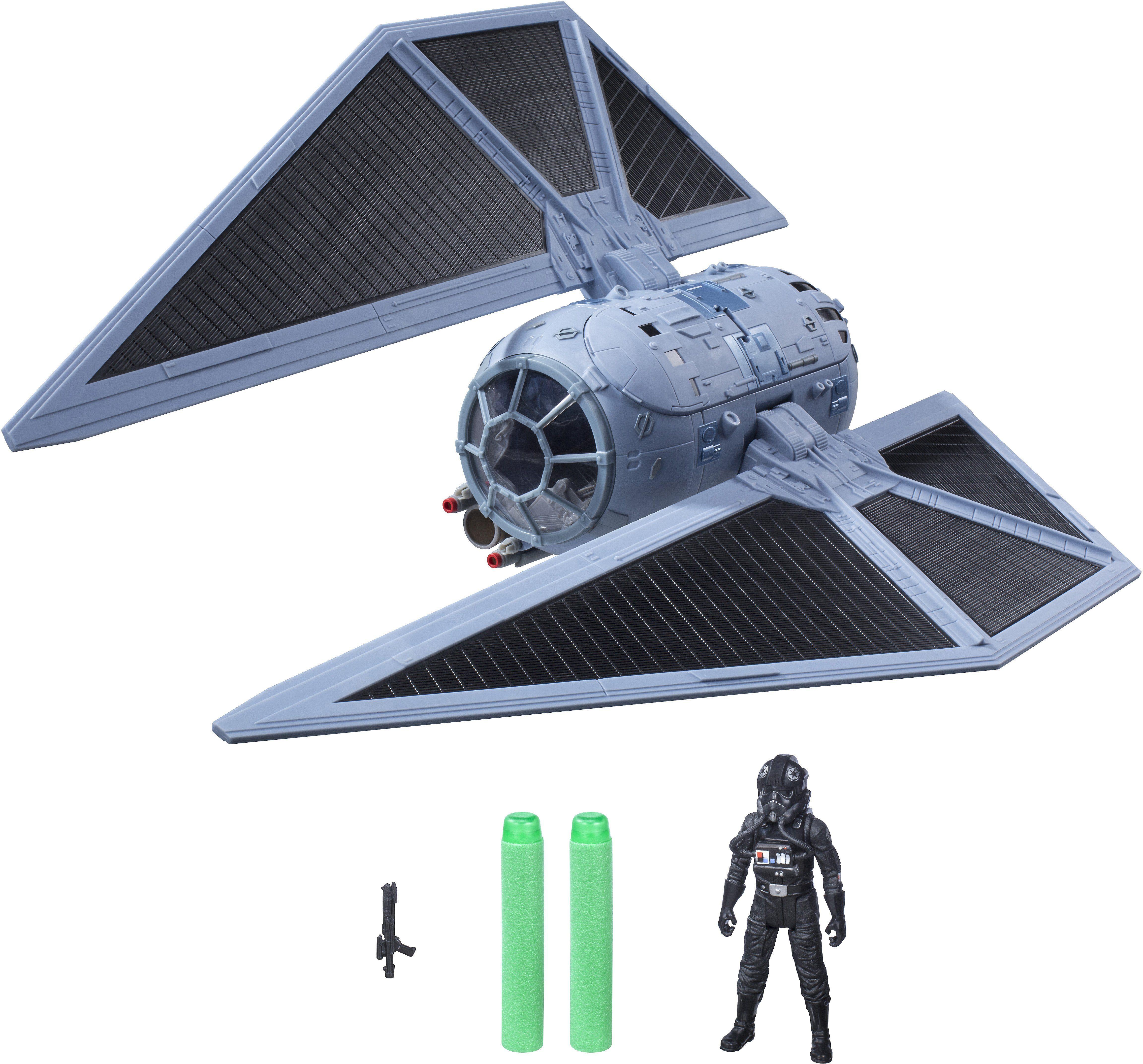 Hasbro Raumschiff mit Spielfigur, »Star Wars, TIE Striker«
