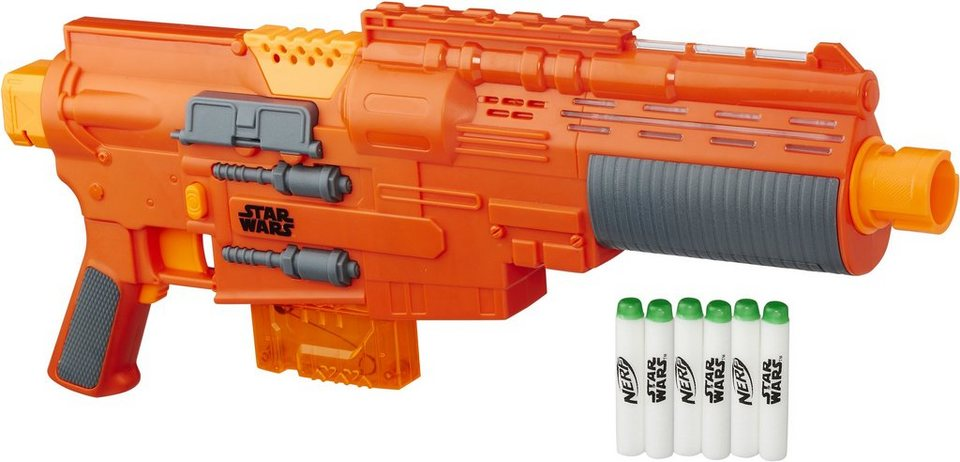 Hasbro Blaster, »Nerf, Star Wars Dolphin Trooper Blue Blaster«