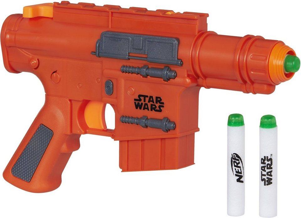 Hasbro Blaster, »Nerf, Star WarsCommunicator Green Blaster«