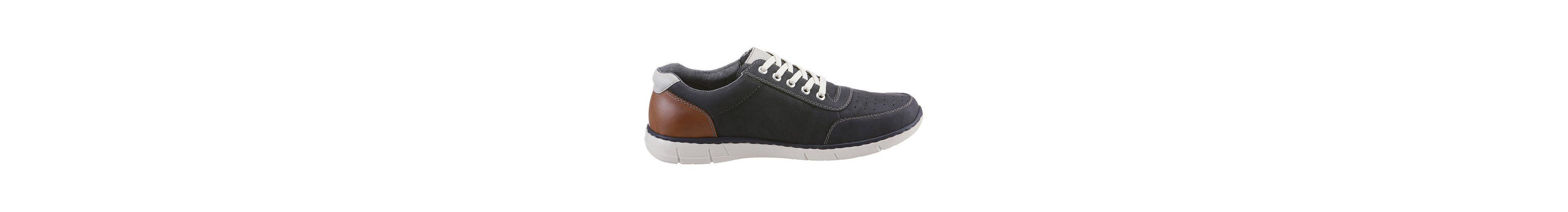 Rieker Derby/Kid Sneaker, im leichten Used Look