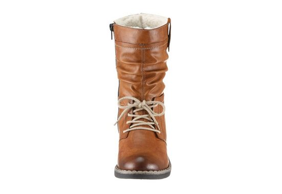 Rieker Boots, Gathers With