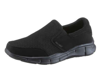 1f53bfcd0370cd Skechers »Equalizer Persistent« Slip-On Sneaker im coolen Materialmix