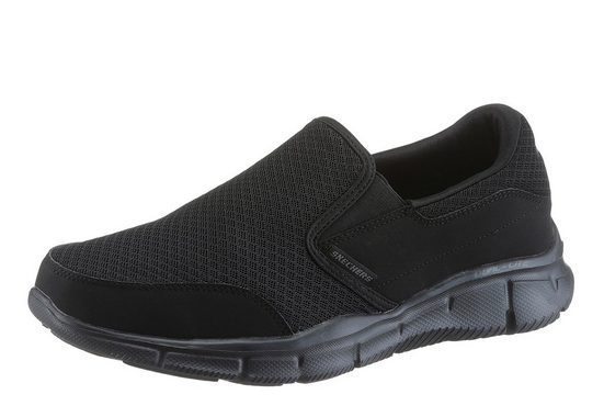 Skechers »Equalizer Persistent« Slip-On Sneaker im coolen Materialmix