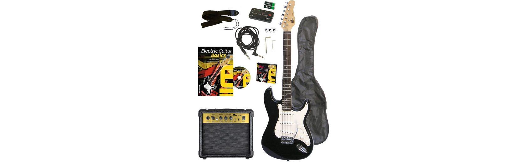 Set: E-Gitarre, Voggenreiter