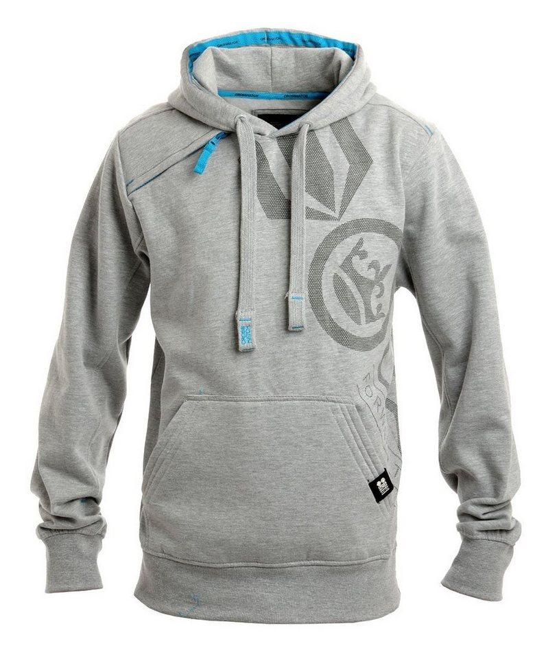 CROSSHATCH Sweatshirt »Pacific« in grau