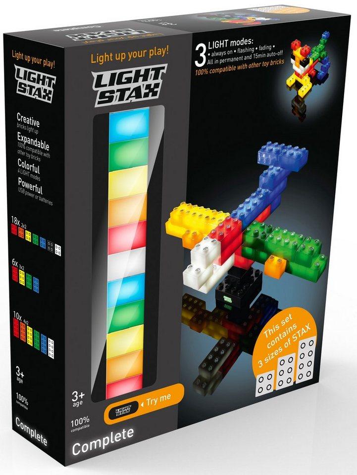LIGHT STAX® Leuchtbausteine inkl. USB Power Base, »Complete«