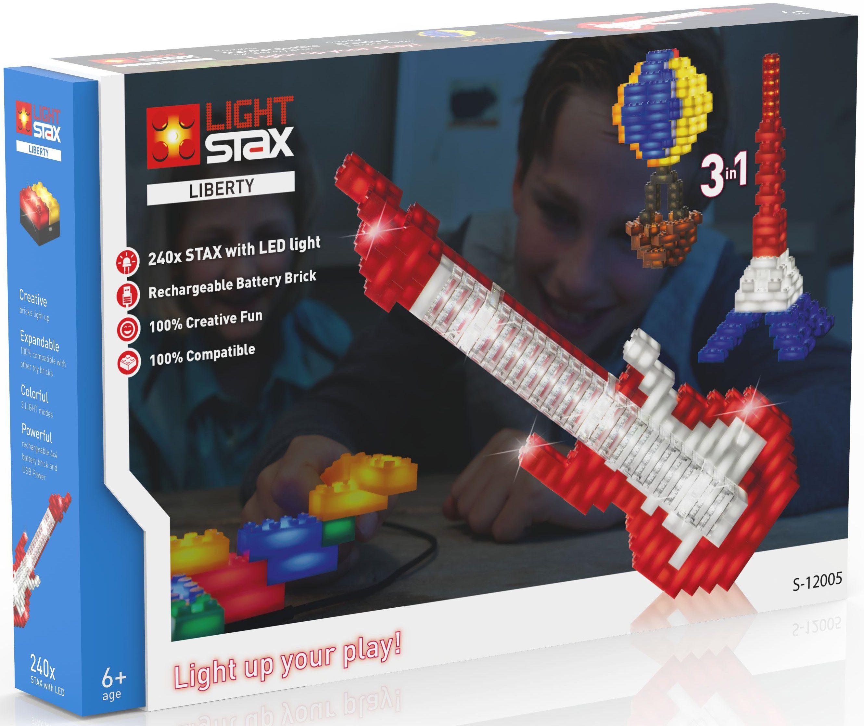LIGHT STAX® Leuchtbausteine inkl. Power Stax , »Liberty S-12005«