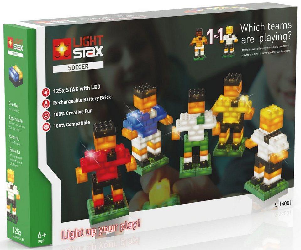 LIGHT STAX® Leuchtbausteine, »Soccer S-14001«