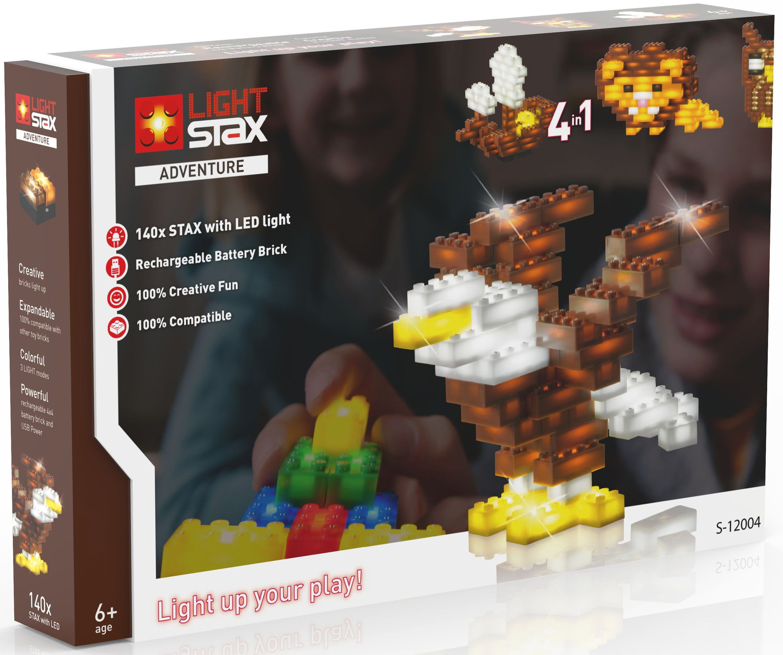 LIGHT STAX® Leuchtbausteine, »Adventure S-12004«
