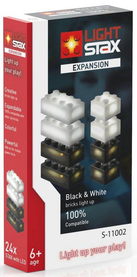 LIGHT STAX® Leuchtbausteine, »Expansion Black & White S-11002«