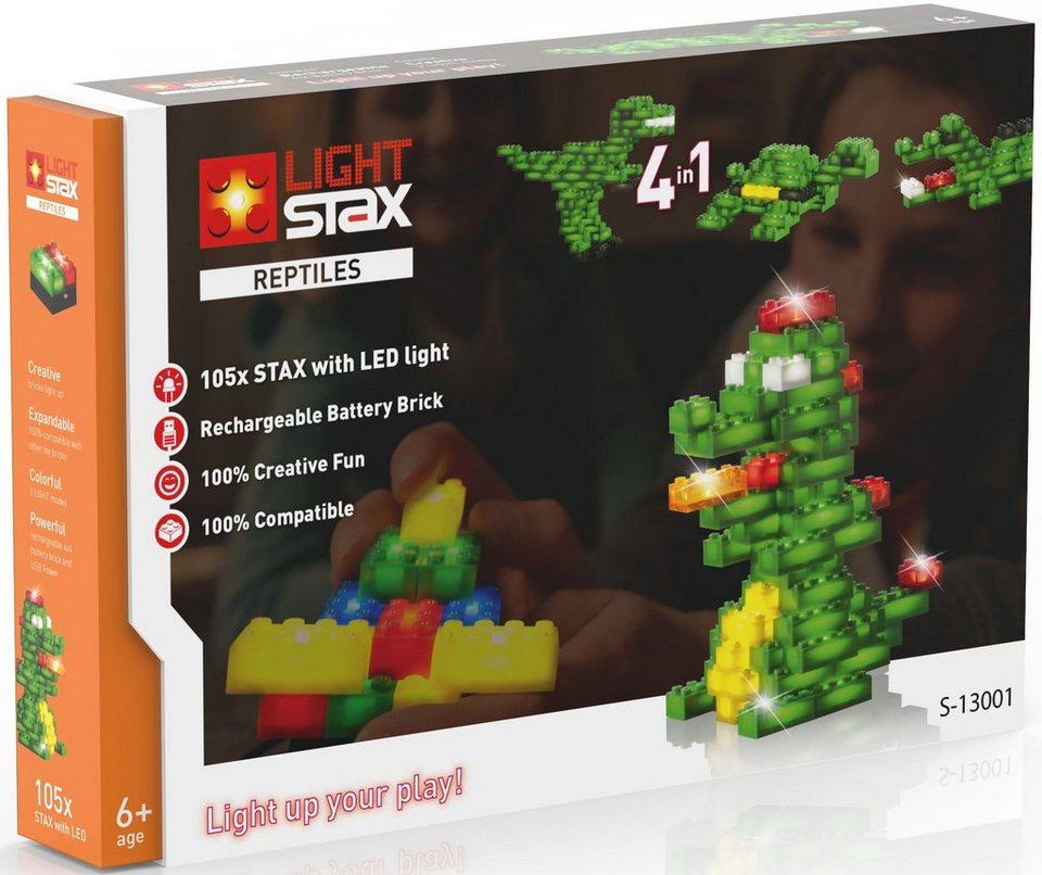 LIGHT STAX® Leuchtbausteine, »Reptiles S-13001«