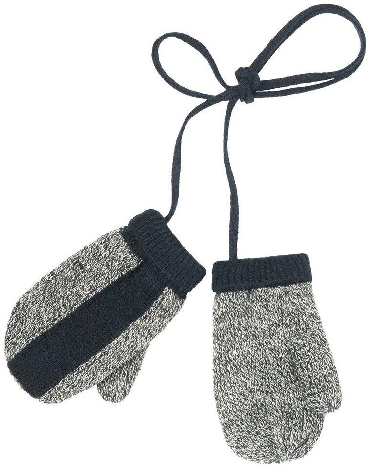 NOPPIES Handschuhe »Benton« in Charcoal melange