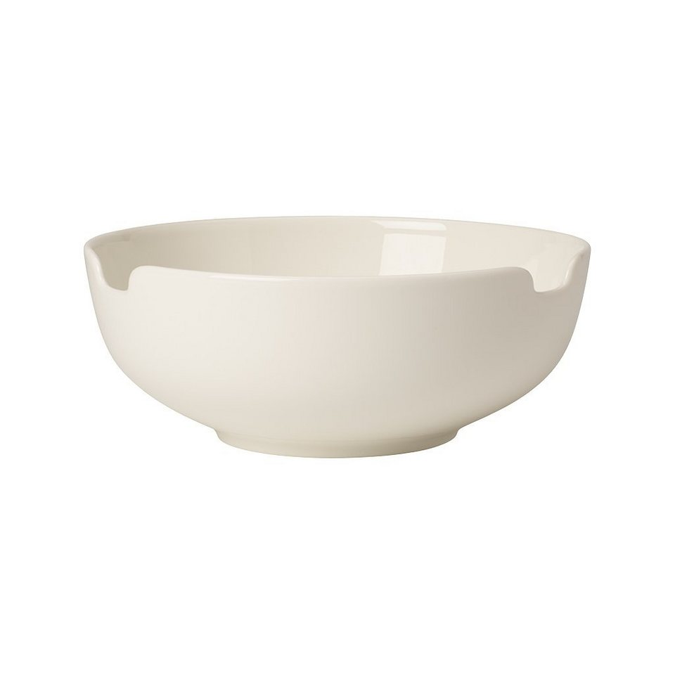 VILLEROY & BOCH Asia Schale 20,5cm »Soup Passion« in Weiss