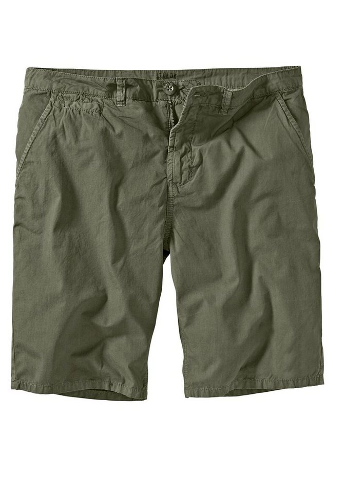 Eddie Bauer Shorts in Oliv
