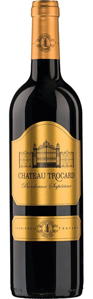 Rotwein aus Frankreich, 13,5 Vol.-%, 75,00 cl »2012 Château Trocard«
