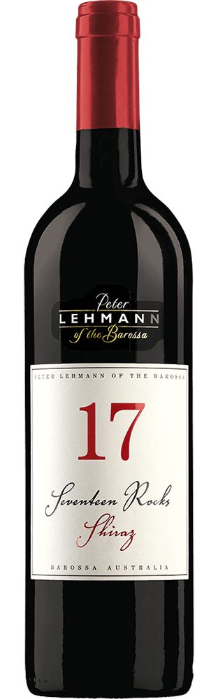 Rotwein aus Australien, 14,5 Vol.-%, 75,00 cl »2013 Shiraz 17 Seventeen Rocks«