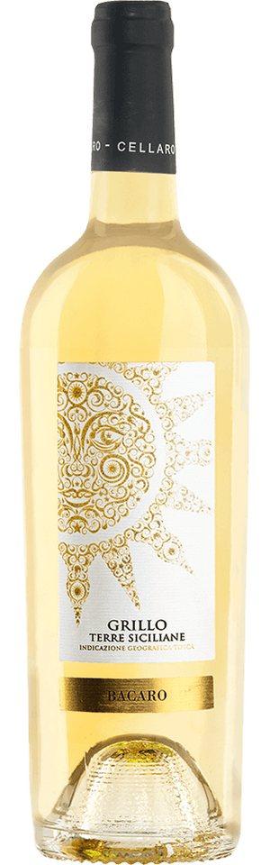 Weisswein aus Italien, 13,0 Vol.-%, 75,00 cl »2015 Grillo Bacaro«
