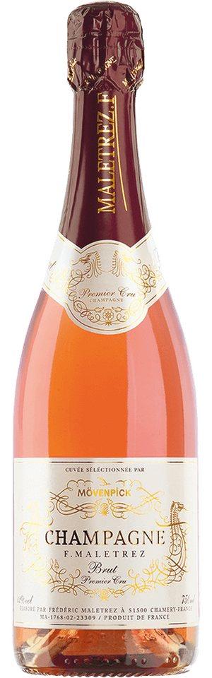 Champagner aus Frankreich, 12,5 Vol.-%, 75,00 cl »Champagne Rosé Réserve Brut«