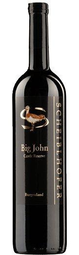 Rotwein aus Österreich, 13,5 Vol.-%, 75,00 cl »2013 Big John Cuvée Reserve«