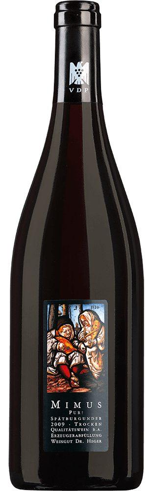 Rotwein aus Deutschland, 13,5 Vol.-%, 75,00 cl »2011 Spätburgunder Mimus Pur!«