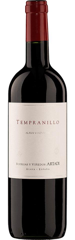 Rotwein aus Spanien, 14,0 Vol.-%, 75,00 cl »2014 Tempranillo«