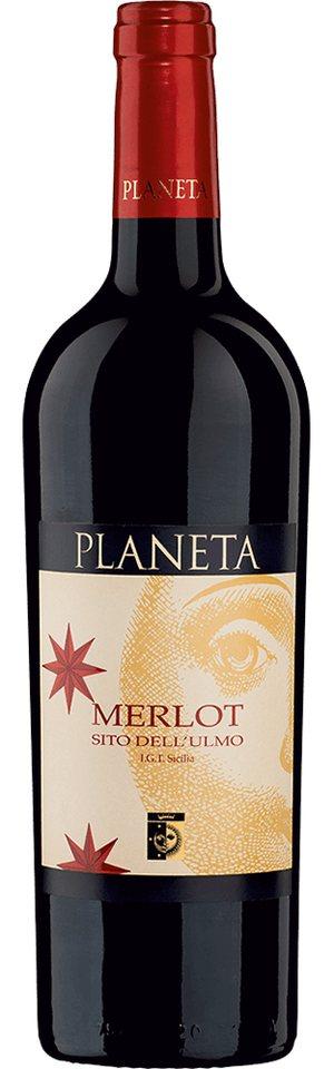 Rotwein aus Italien, 14,5 Vol.-%, 75,00 cl »2011 Merlot Sito dell'Ulmo«