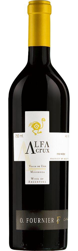 Rotwein aus Argentinien, 15,0 Vol.-%, 75,00 cl »2006 A Crux«