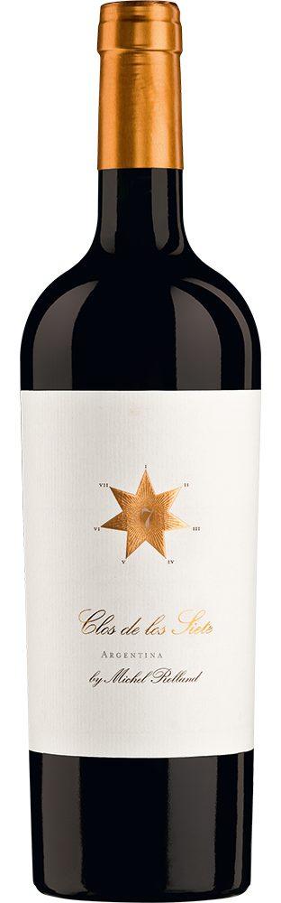 Rotwein aus Argentinien, 14,5 Vol.-%, 75,00 cl »2012 Clos de los Siete«