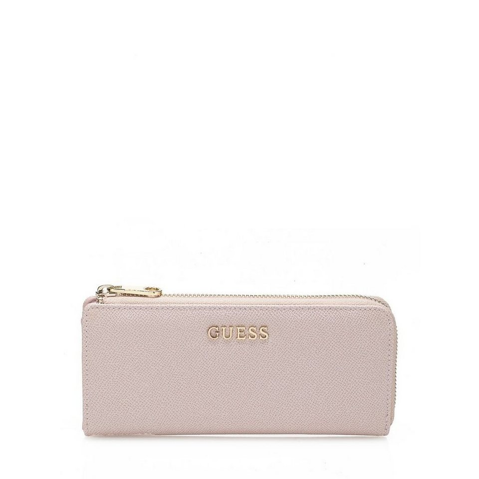 Guess PORTEMONNAIE ISABEAU in Rose