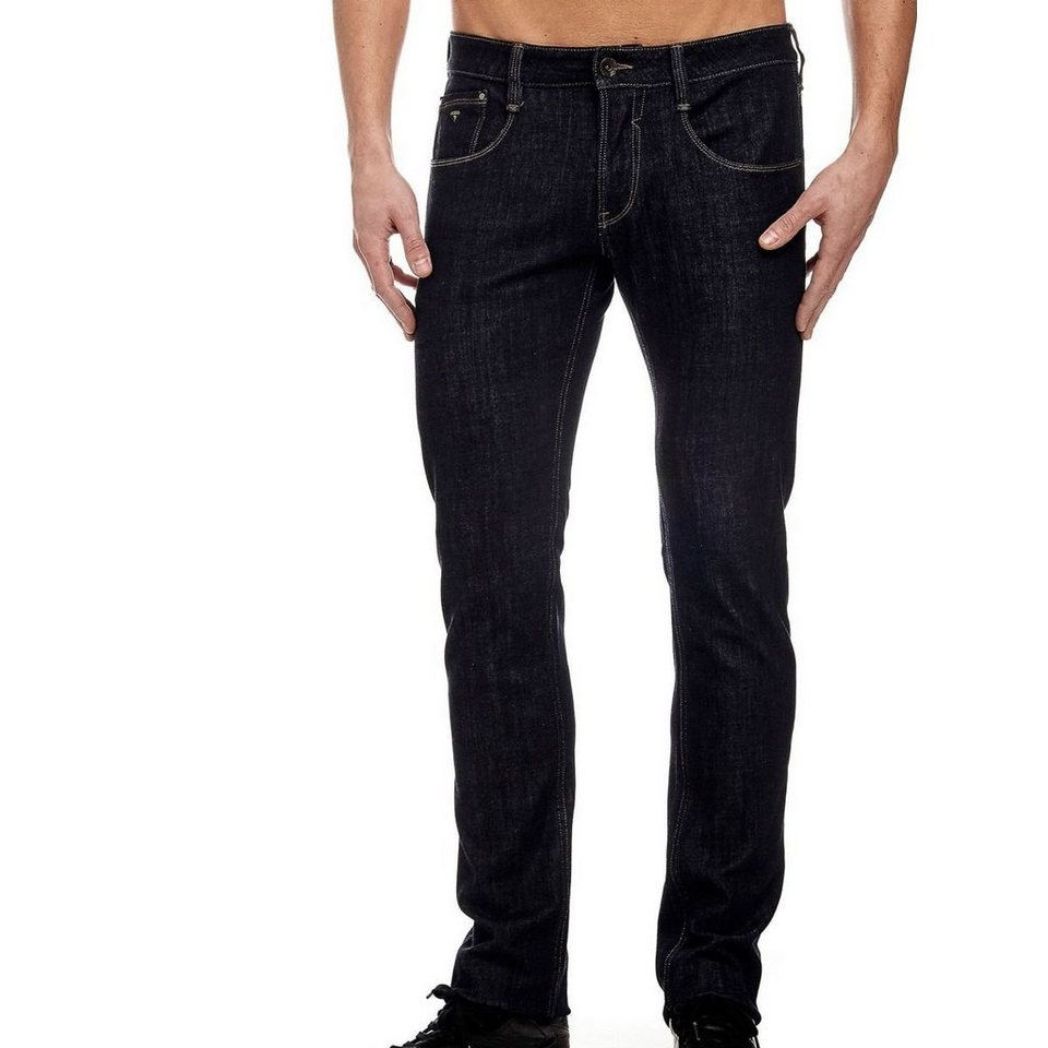Guess JEANS BI-STRETCH SLIM in Blau