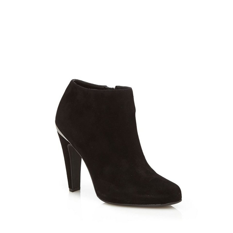 Guess ANKLE BOOT LARK VELOURSLEDER in Schwarz