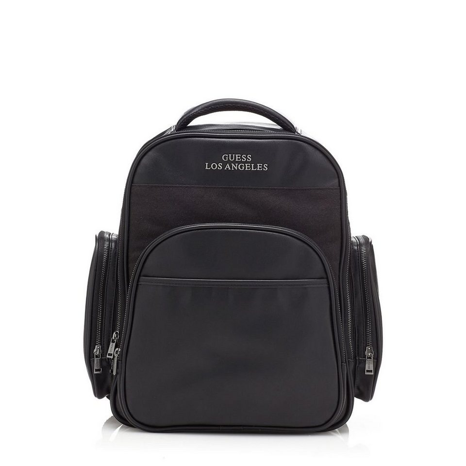 Guess RUCKSACK CASUAL BUSINESS in Schwarz