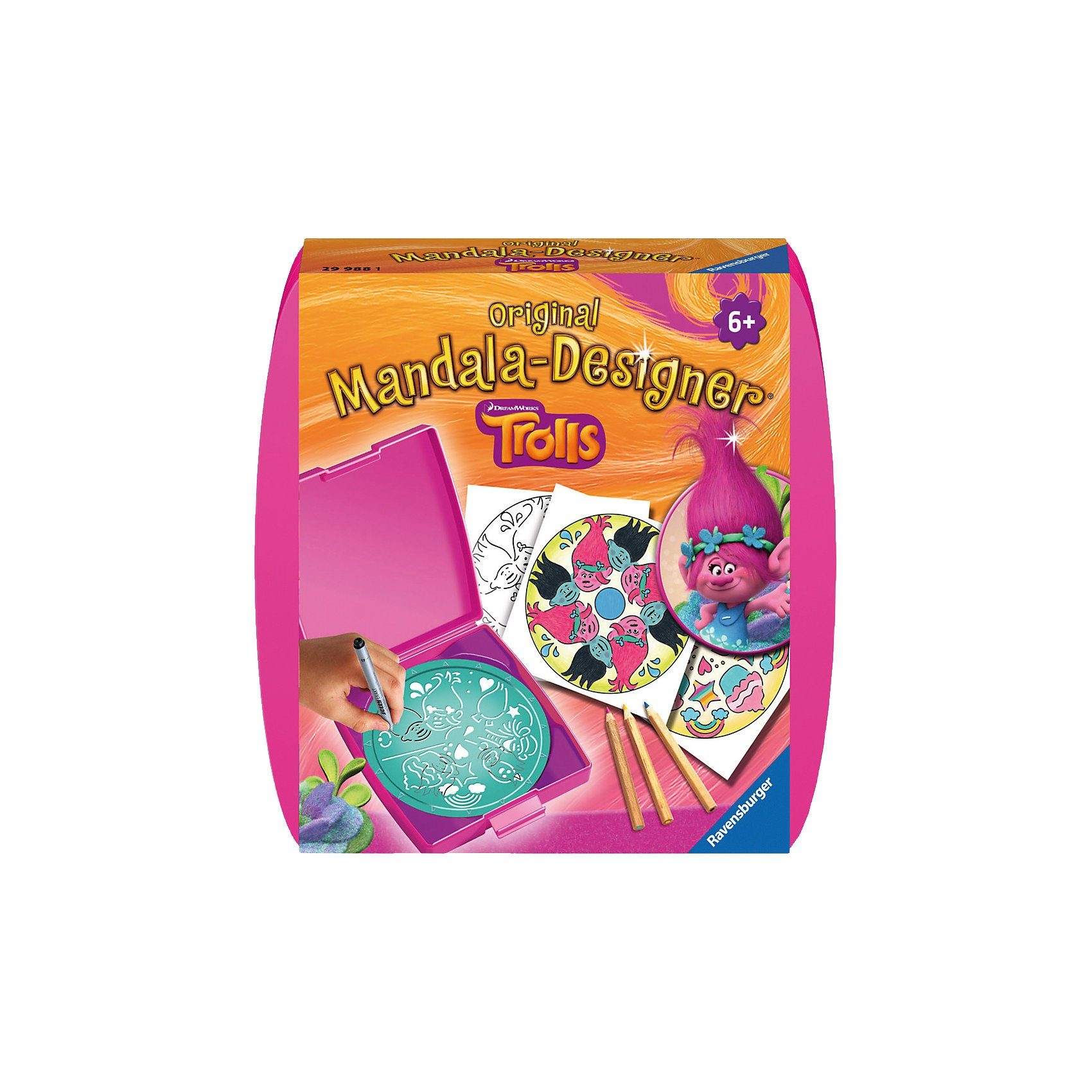 Ravensburger Mini Mandala Designer® Trolls