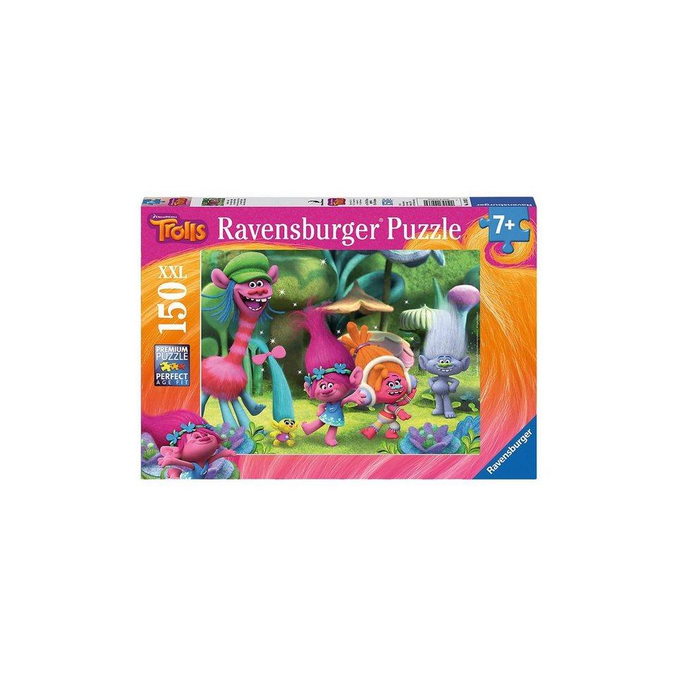 Ravensburger Puzzle 150 Teile Trolls Welt der Trolle