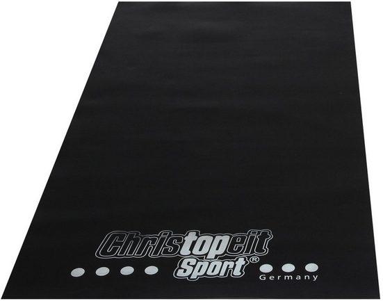 Christopeit Sport® Bodenschutzmatte
