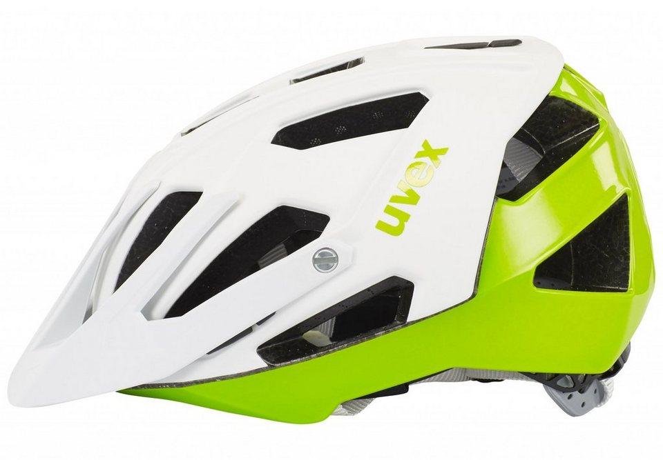 UVEX Fahrradhelm »quatro Helm Women« in weiß