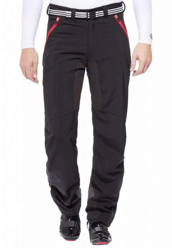 Protective Radhose »Long Pant Men« in schwarz